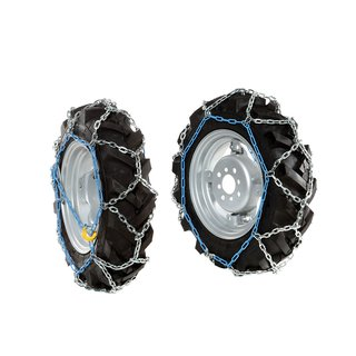 "Pair of snow chains for 4.00x10"" wheels"