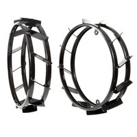 Pair of extra rings L 100 mm